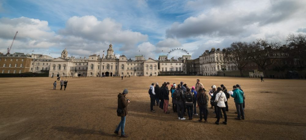 Free walking tour in London